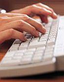 Onlinebanking per Tastatur